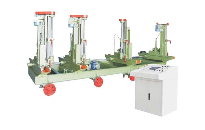 Máquina de sierra de cinta MJ3110B (42 pulgadas)