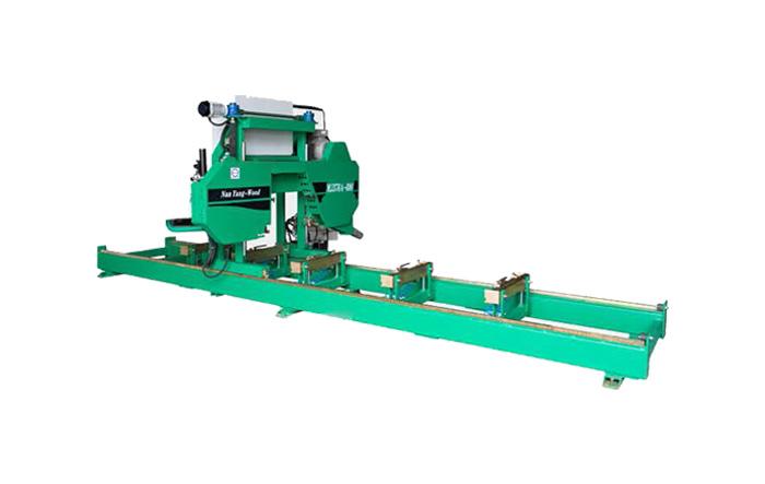 Máquina de sierra de banda horizontal serie MJ376A