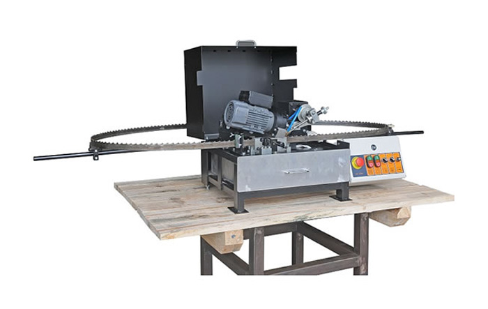 Rectificadora de hoja de sierra MF115