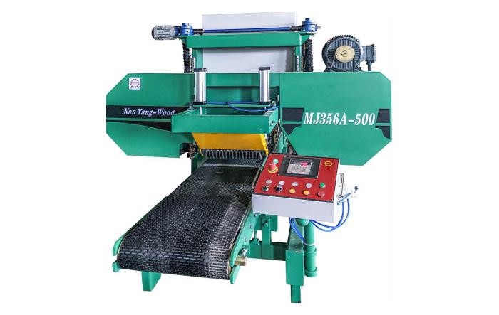 Máquina descortezadora de madera MJ356A-500